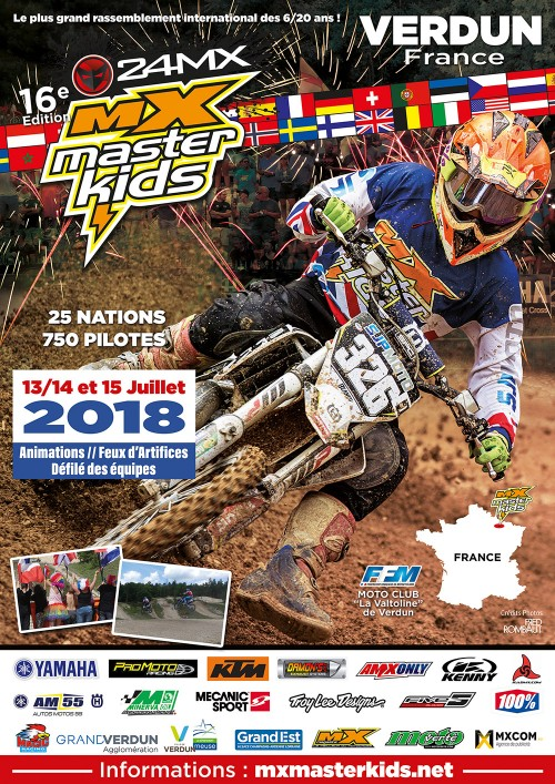mx master kids affiche officielle 2018