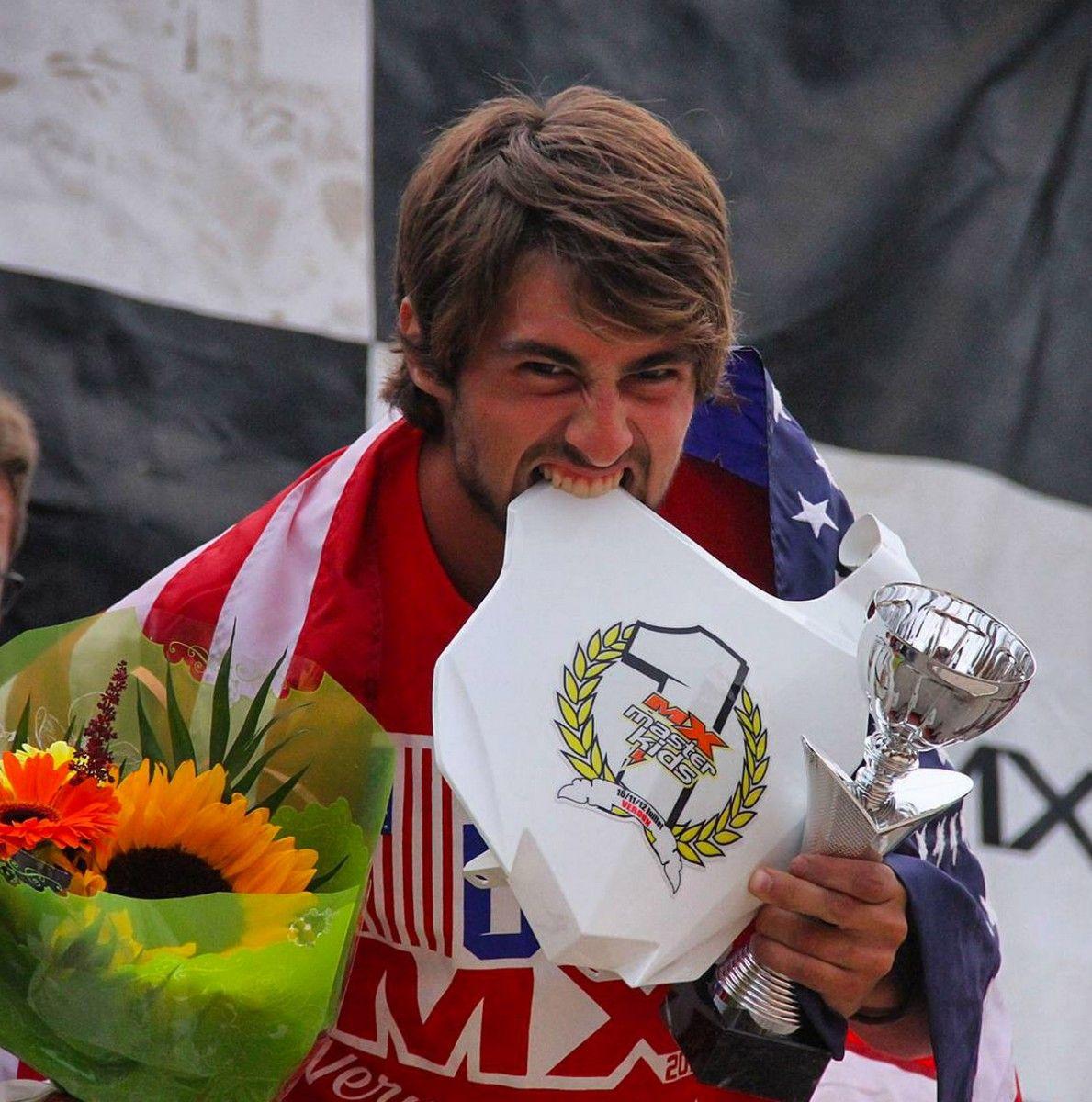 Andy kost Vurb moto MX Master Kids
