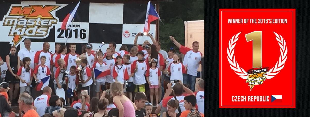 la république tchèque gagne le mx master kids 2016